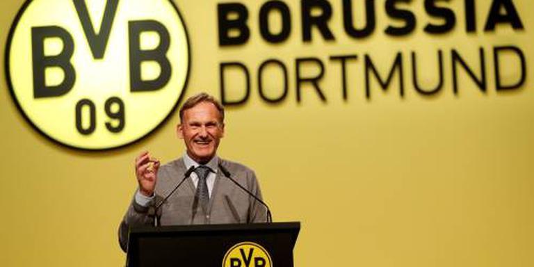 Dortmund eist Champions League van Bosz