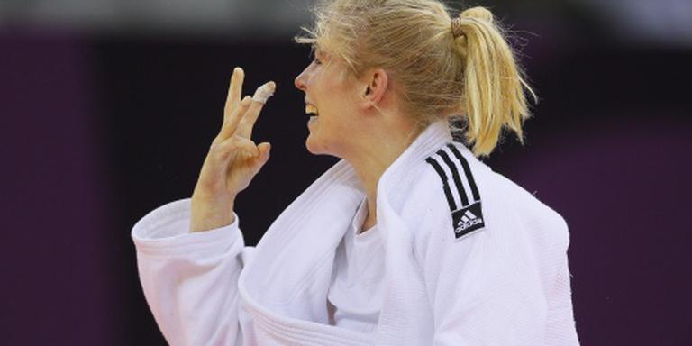 Judoka Polling wint in Tbilisi