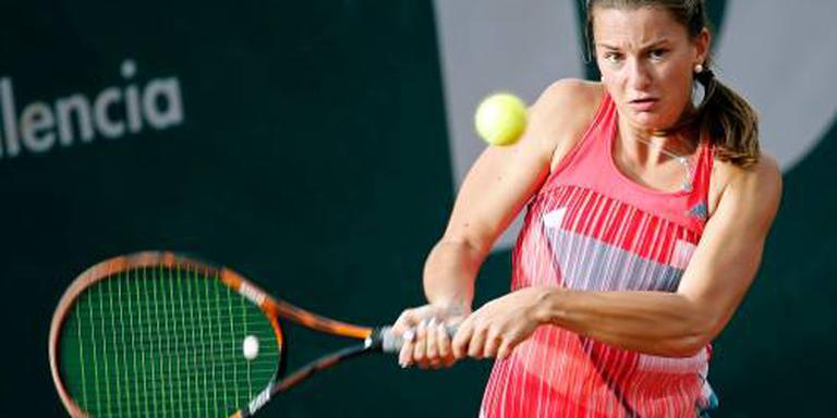 Lemoine verliest uitgestelde tennisfinale