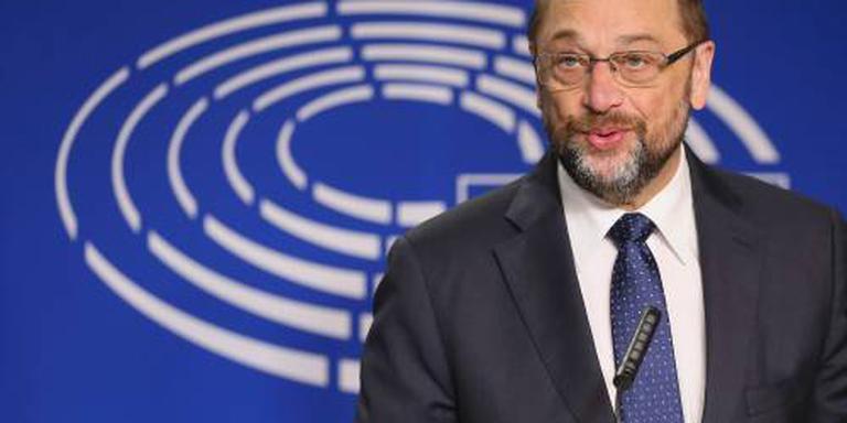 Schulz bij vertrek Brussel: het was een eer