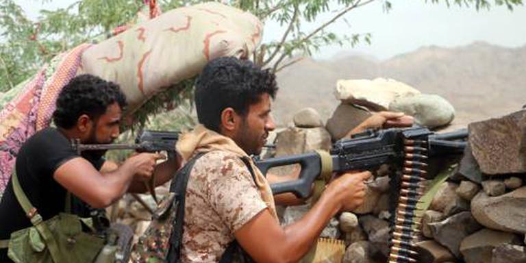 Doden door bombardement Jemen