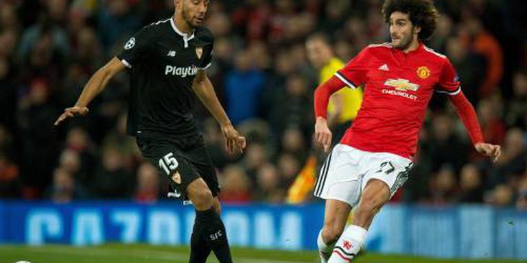 Sevilla verslaat United op Old Trafford