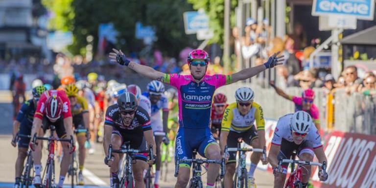 Modolo pakt tweede zege in Ronde van Turkije