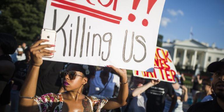 Tientallen betogers opgepakt in Louisiana