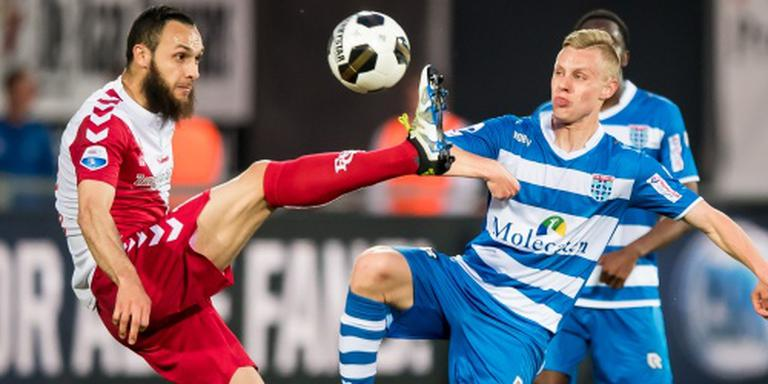 PEC en Utrecht scoren niet