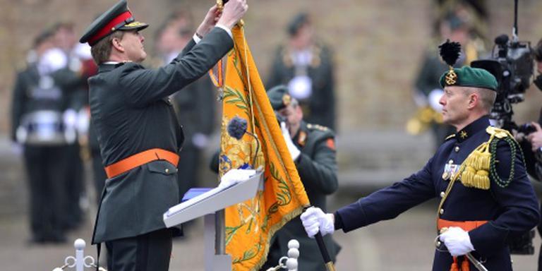 Commando's hebben eindelijk hun Willems-Orde