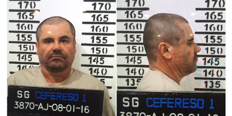 El Chapo's boekhouder opgepakt