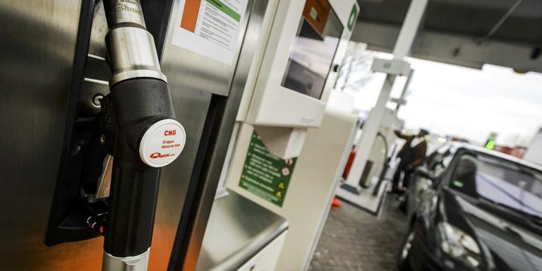 Meer Groningse voertuigen op groen gas