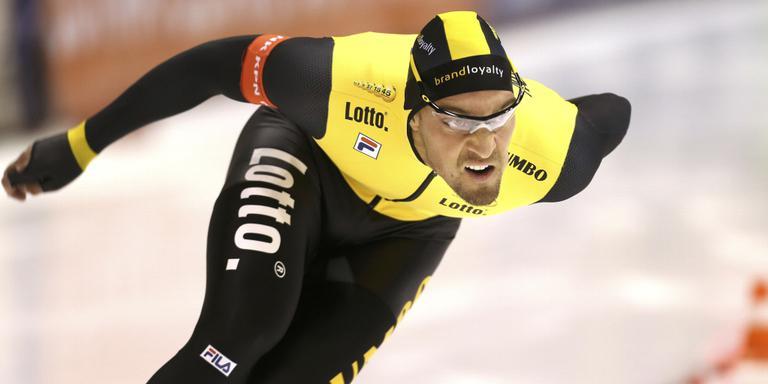 Kjeld Nuis sportman van het jaar in Emmen