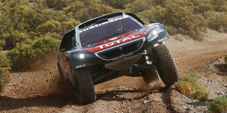 Sainz laat Peugeot opnieuw juichen