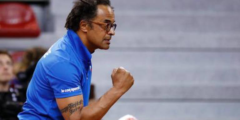 Fransen nemen de leiding in finale Daviscup