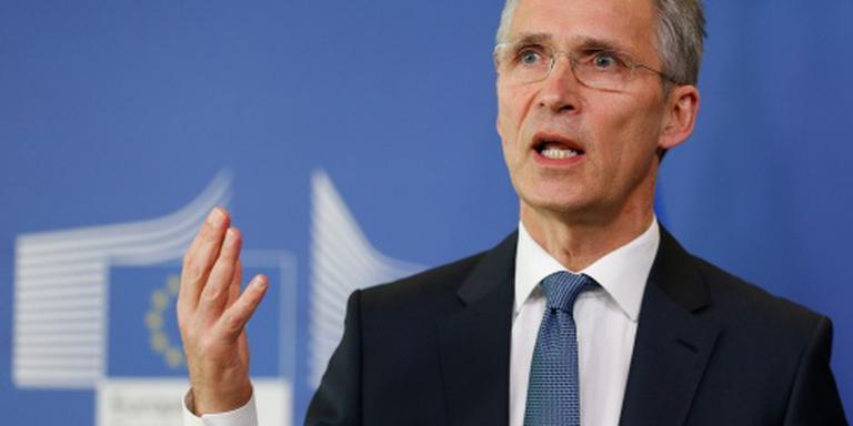 NAVO-baas: laffe daad