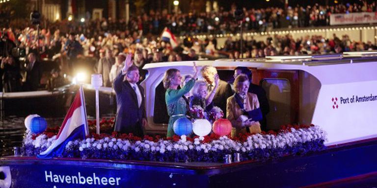 Anderhalf miljoen zien concert op de Amstel
