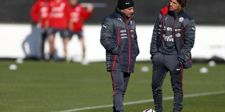 Argentinië stuurt assistenten Sampaoli weg