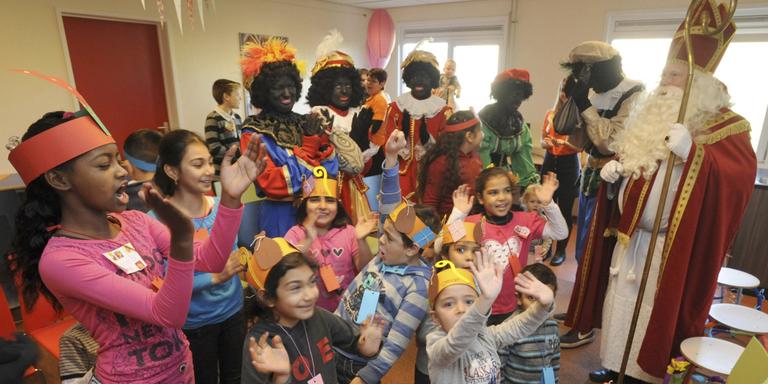 Zwarte Piet steelt vele harten