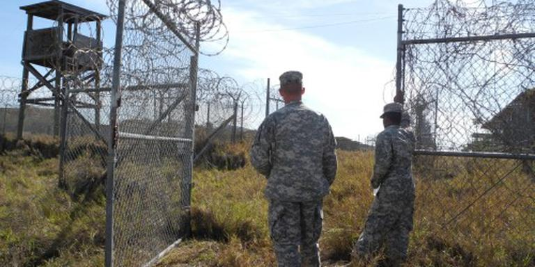 Personeel Guantanamo geëvacueerd voor storm