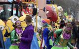 Carnaval in Ter Apel is toch een beetje anders dan anders. Foto Boudewijn Benting