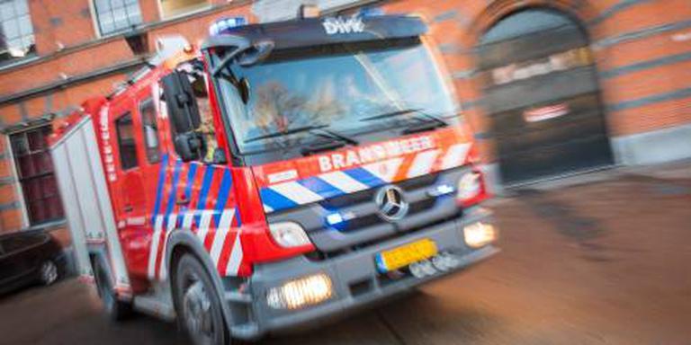 Rotterdams restaurant ontruimd om brand