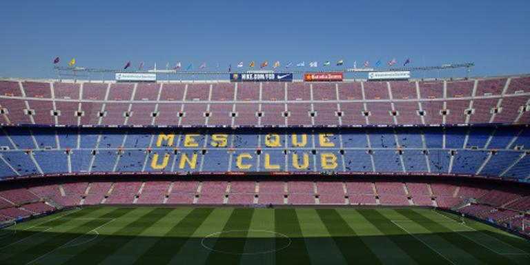 Barcelona meldt recordomzet van 679 miljoen