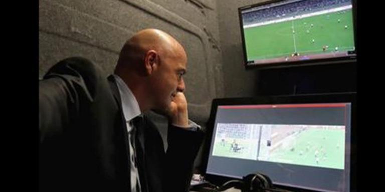 Ook videoscheidsrechter in België