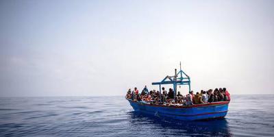 Migranten verdrinken voor kust Turkije