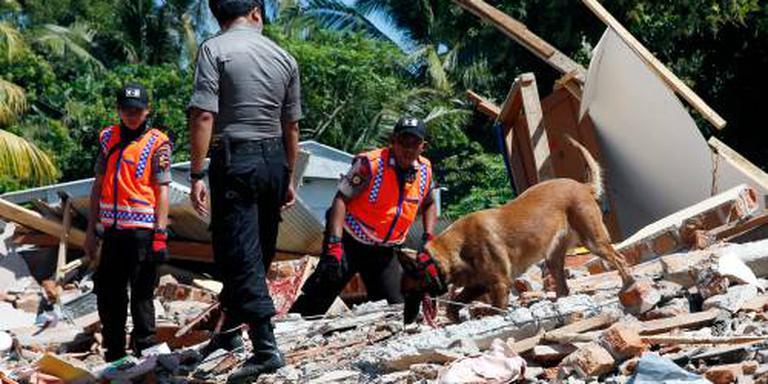 Meer dan 130 doden door aardbeving Lombok