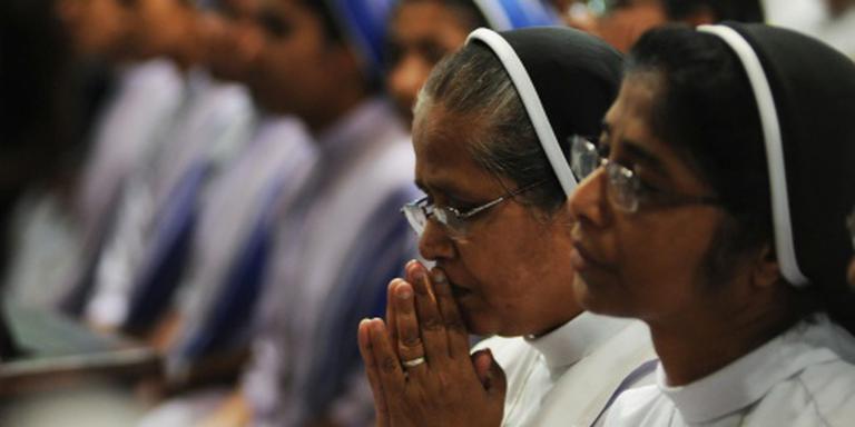 Paus vraagt om vrijlating van priester