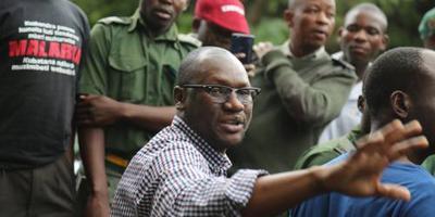 Zimbabwaanse politie pakt activist op