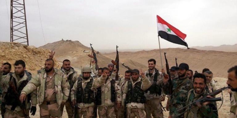 Syrische leger herovert Palmyra