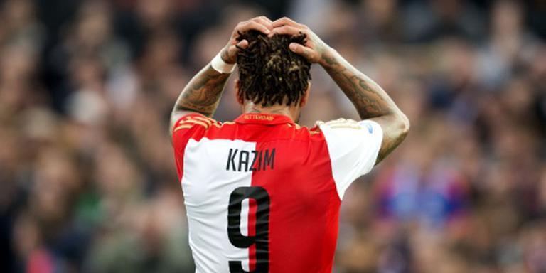 Feyenoord zet bedreigende Kazim uit selectie