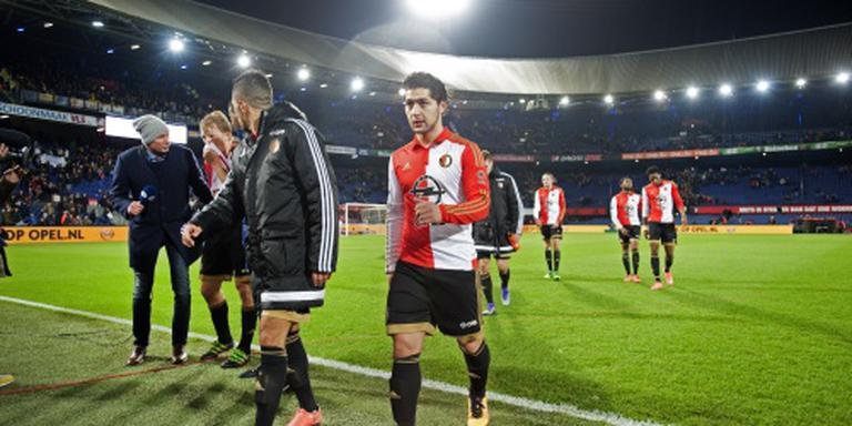 Achahbar van Feyenoord naar PEC Zwolle
