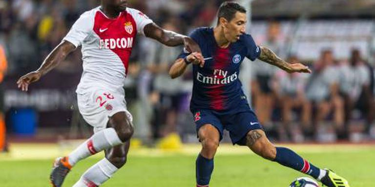 Paris Saint-Germain pakt weer Franse Supercup