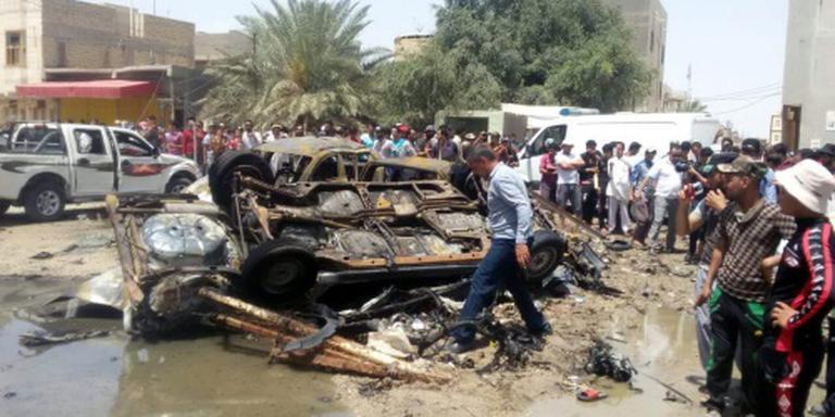 Doden bij aanslagen in en rond Bagdad
