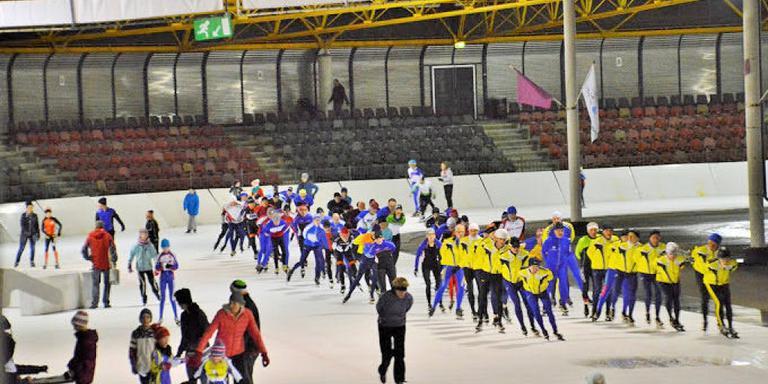 KNSB Drenthe: kom schaatsen en geef signaal af