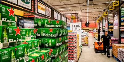 Steekproef: alcohol bezorgd aan minderjarige