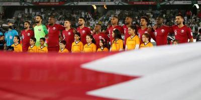 Qatar groepswinnaar na zege op Saudi-Arabië