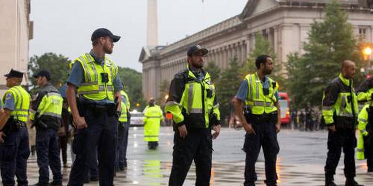 Vooral tegendemonstranten bij alt-rightprotest
