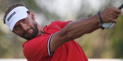 Golfer Luiten duikt top honderd in