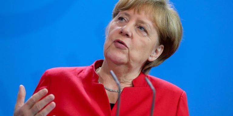 Merkel: snel praten over toekomst EU