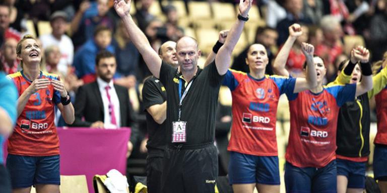 Brons Roemeense handbalsters op WK