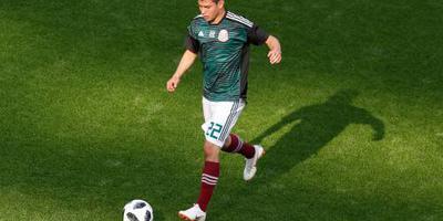 Lozano scoort voor winnend Mexico