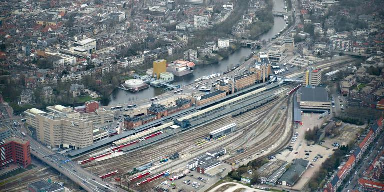 Akkoord over mega-ombouw stationsgebied