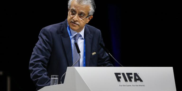 Aziatische verkiezing voor FIFA afgeblazen
