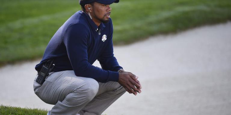 Woods stelt langverwachte rentree uit
