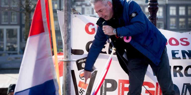 Demonstratie Pegida rustig verlopen