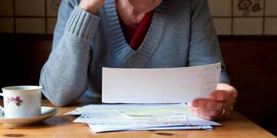 Weer minder mensen met betalingsachterstand
