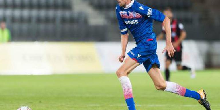 'Talisman' Crouch nog een jaar bij Stoke City