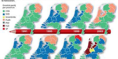 Volgende fase Statenverkiezingen: informeren
