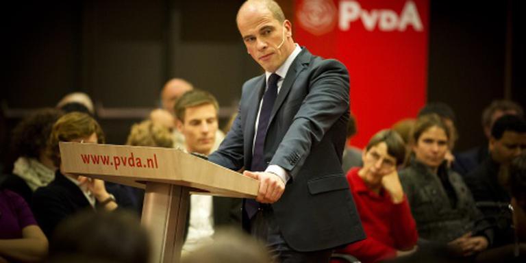 Verkiezingsbijeenkomsten PvdA en CDA