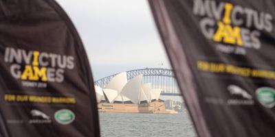 Nederlandse deelnemers Invictus naar Sydney
